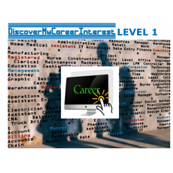 DiscoverMyCareerInterest - Level 1 (15 to 16 Years)