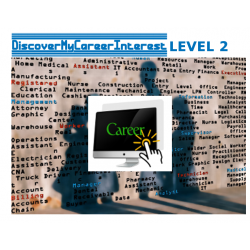 DiscoverMyCareerInterest - Level 2 (17 to 18 Years)