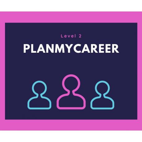 PlanMyCareer - Level 2