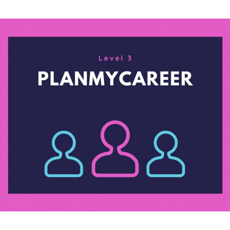 PlanMyCareer - Level 3